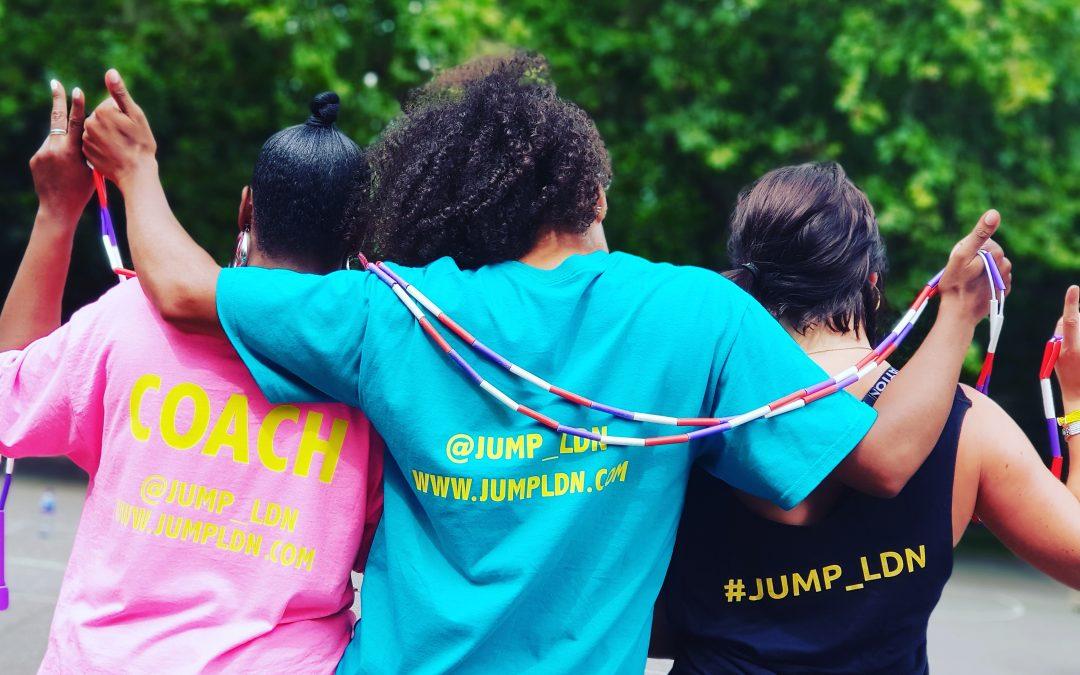JUMP LDN SESSIONS