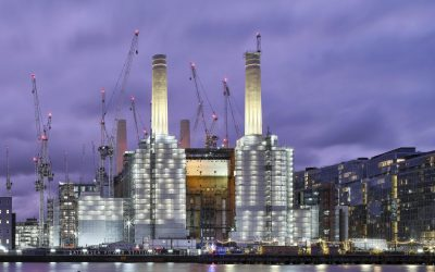 JUMP LDN X Battersea Power Station!