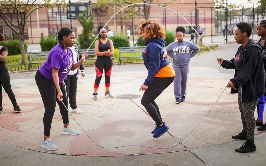 TED Vid: How jump rope got its rhythm.